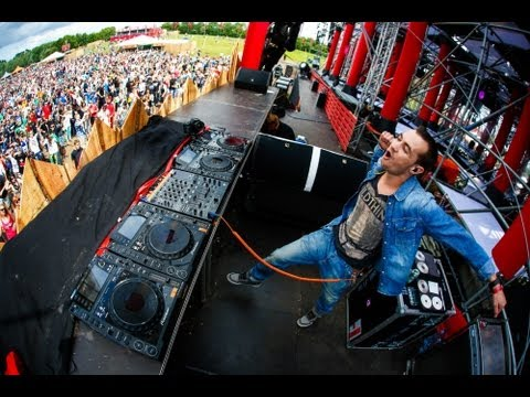 The Pitcher @ DefQon1 2012 - Mainstage
