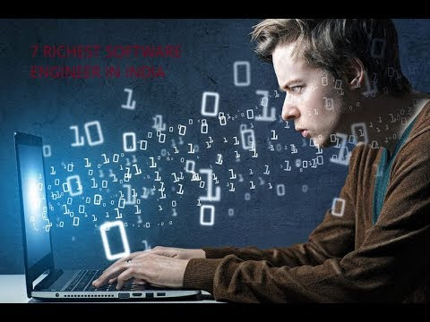 Top 7 Richest Software Engineer In India