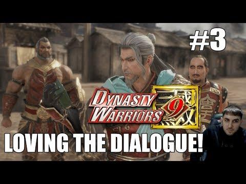 Dynasty Warriors 9 Wu Story Mode - Sun Jian - Chapter 2 Episode 2 Conclusion.