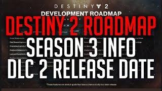 Destiny 2: Roadmap Season 3 Details And DLC 2 Release Date