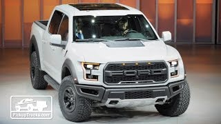 2017 Ford F-150 Raptor SuperCrew - First Look
