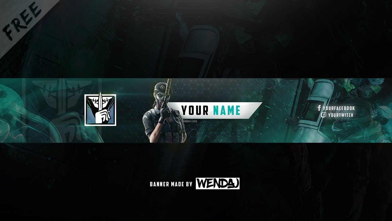 youtube banners templates