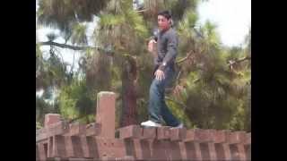 Abel's breakdance video