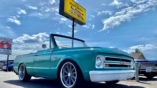 Test Drive 1972 Chevrolet K-5 Blazer $29,900 Maple Motors #BS2