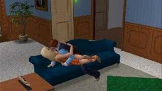 Everyday I love you in The Sims 2