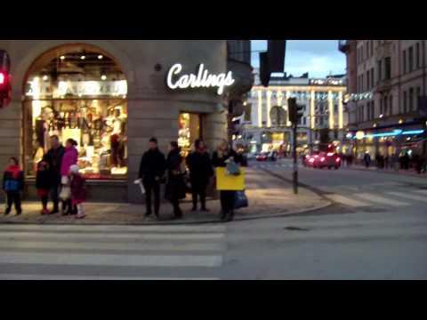 86. Stockholm Sweden, December 2013, Stockholm City Centre