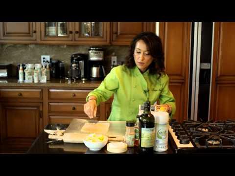 Healthy Apple & Brie Pizza : Healthy & Delicious Food