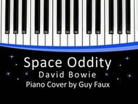 Space Oddity David Bowie Piano Cover Youtube