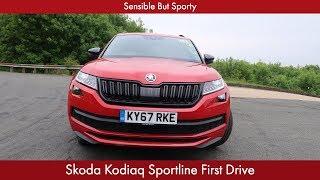Sensible But Sporty: Skoda Kodiaq Sportline First Drive