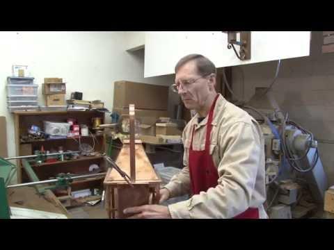 Mick Aderholt copper lanterns demo