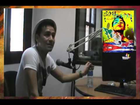 Entrevista Habana Radio, Cuba - Yozvan Santos