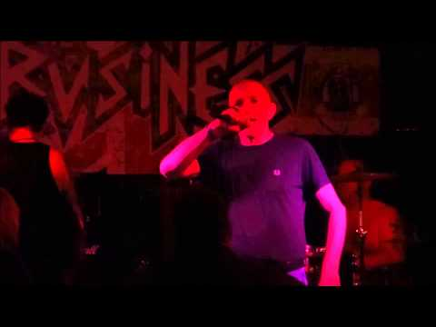 The Business***Full Concert***Live at Thee Parkside, San Francisco, CA, June 19, 2014. Oi!