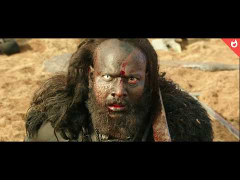 Bahubali vs Kalakeya King Ultimate Fight Scene FHD || Bahubali -The beginning Flashback||