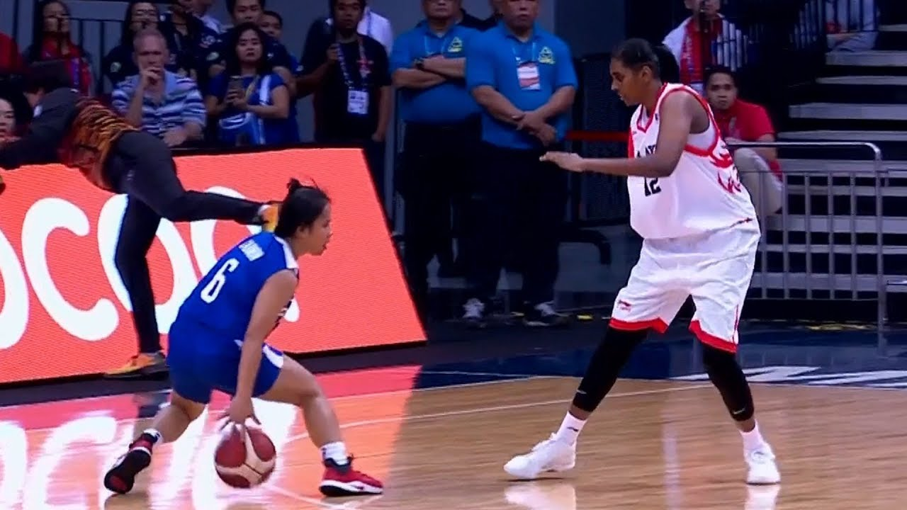 Download Highlights: Philippines vs Malaysia | 5X5 Basketball W Prelim Round | 2019 SEA Games