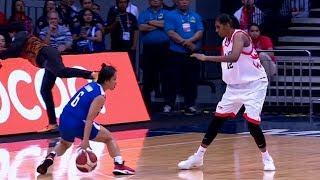 Highlights: Philippines vs Malaysia | 5X5 Basketball W Prelim Round | 2019 SEA Games