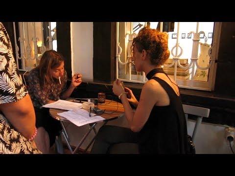 Yerevan, 24.09.17, Su, Video-2, (на рус.), Кафе-Культурный центр.