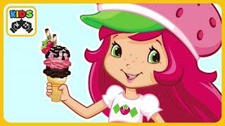 Суничка: Острів морозива * Гра мультик для дітей від Budge Studios * Проходження гри №1