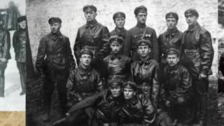 Чекисты времен гражданской войны -кинохроника ...