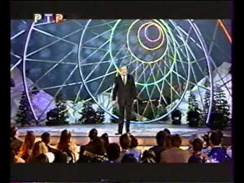 Голубой огонёк 2000 на РТР