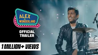Alex in Wonderland  - Musical Standup by Alexander Babu | Trailer | AmazonPrimeVideo