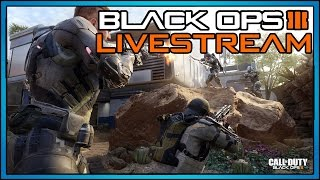 BO3 : Multiplayer gameplay ps4 Live To Youtube