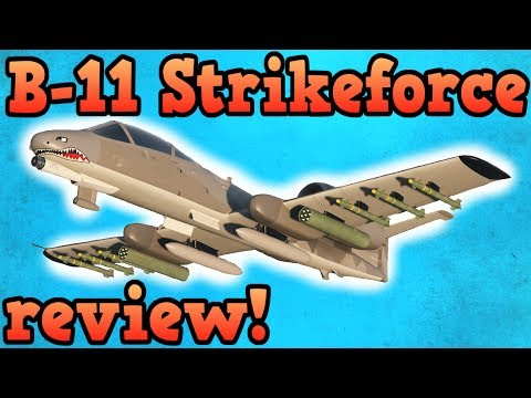 B-11 Strikeforce review! - GTA Online guides