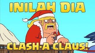 Clashmas Clash-A-Rama : Aku Akan Pulang untuk Clashmas (Clash of Clans)