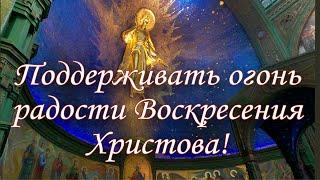 Не пропустить ни одно Воскресение! Света истина Немој да очајаваш,радости моја Прот. Андрей Ткачёв.