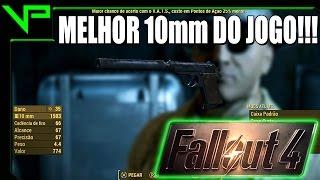 Fallout 4 - MELHOR 10mm DO JOGO!!! Como pegar!