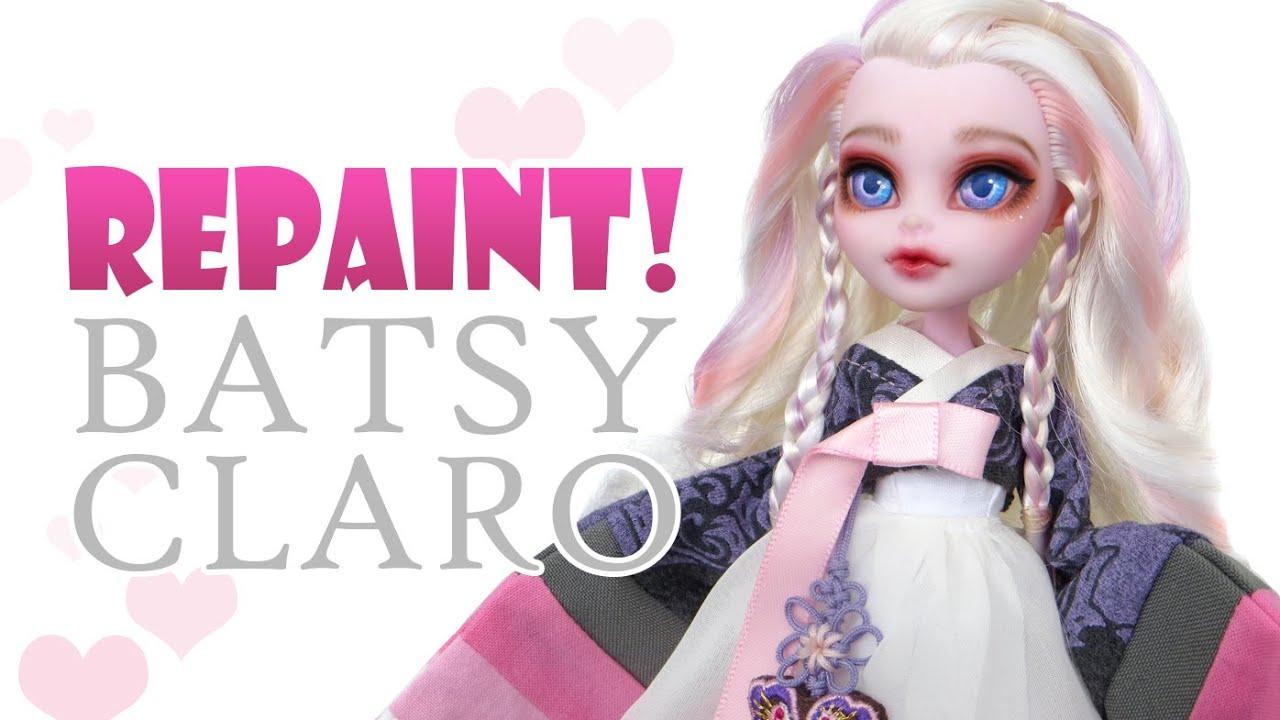 Juegos de Vestir a Batsy Claro - Juegos Monster High