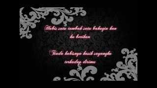 Gamma Band - 1 tambah 1 (Lyrics)
