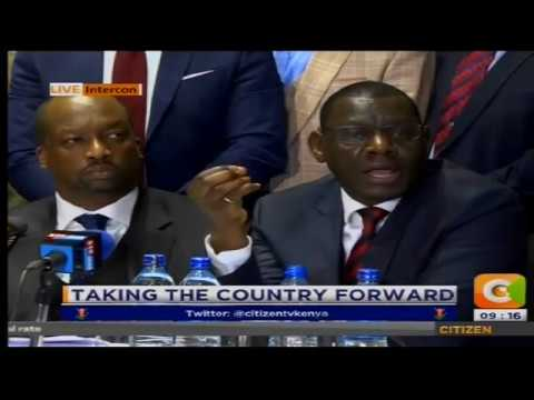 Taking the country foward #CitizenExtra