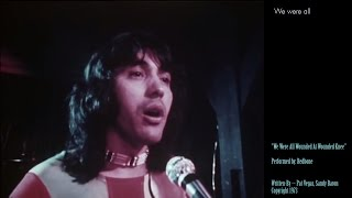 We Were All Wounded At Wounded Knee - Redbone [RESTORED]