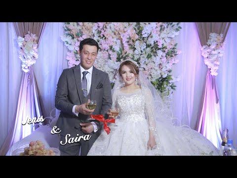 Jenis ham Saira Wedding Day