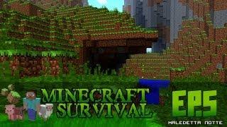 Minecraft Survival - Ep.5 - Maledetta notte