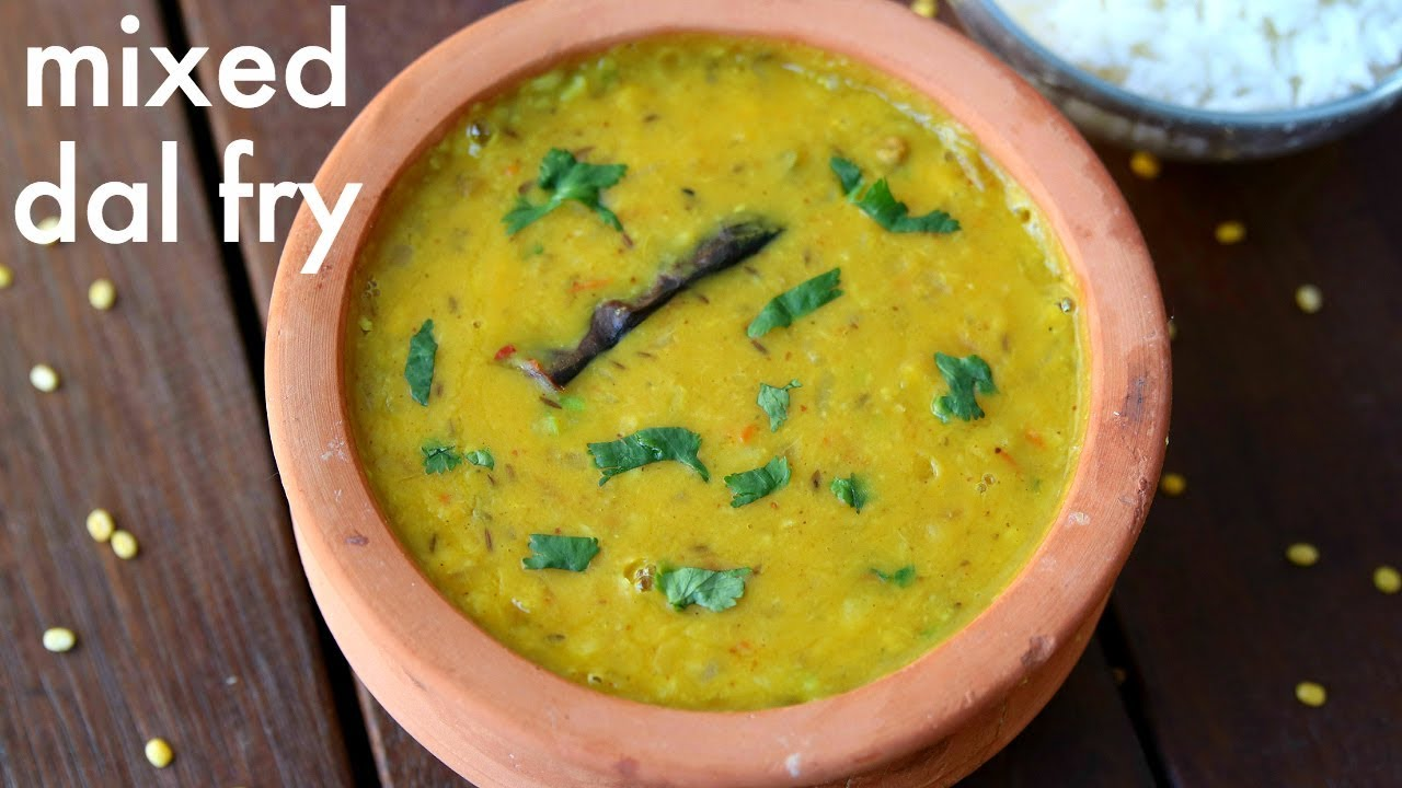 how to make dal fry in hindi