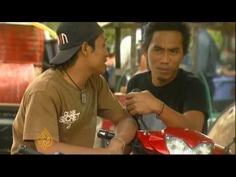 Indonesians flock to illegal gold mines - 25 Jul 09
