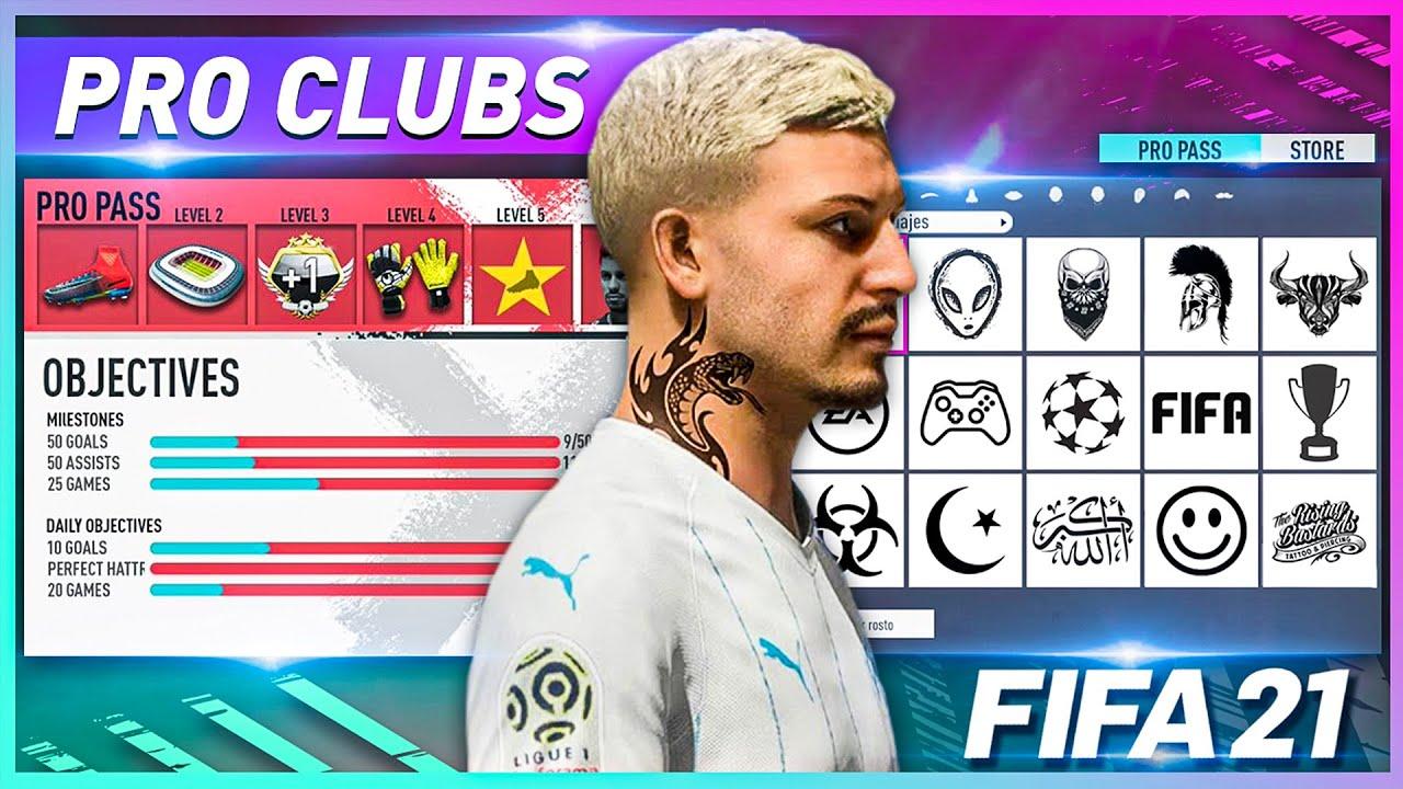 FIFA 21 | ¡ASÍ SERÍA CLUBES PRO EN EL NUEVO FIFA!
