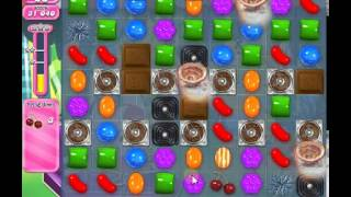 How to beat Candy Crush Saga Level 422 - 2 Stars - No Boosters -87,780