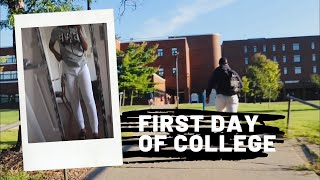 First Day of College| University at Buffalo| Junior Year| Rebekah Reid