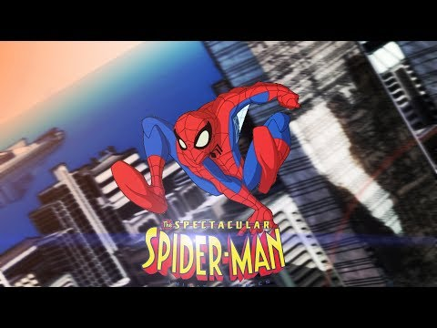 The Spectacular Spider-Man Theme (Cover) Extended