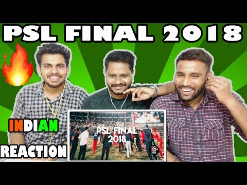 Indian Reaction On PSL Final 2018 | Irfan Junejo | THE DAY CRICKET CAME BACK TO KARACHI thumbnail