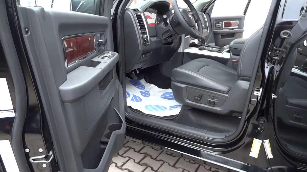 2012 Dodge RAM pickup 1500 Laramie Crew Cab RamBox ...