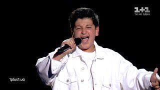 "Sasha Zazarashvili  - ""All by myself"" - The final - Voice.Kids - season 5"