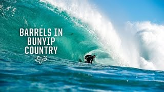 Fox Surf Presents | Barrels in Bunyip Country
