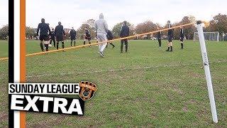 Sunday League Extra - NONE SHALL PASS!