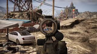 Tom Clancy's Ghost Recon® Wildlands comms assistants tactical maneuver