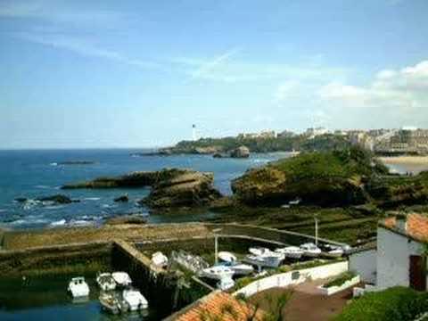 Biarritz, la ville espagnole