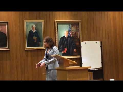Defense lawyer says victim wrong about ID of suspect in Ludlow church attack