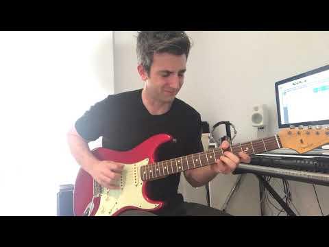 Desafio Cuarentena Guitarristas.info (Funk)